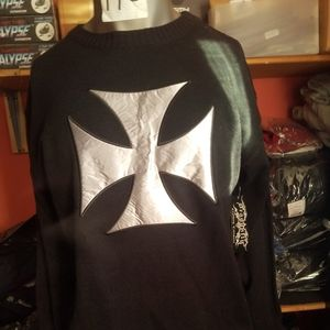 Mens Independent Sweater NWT